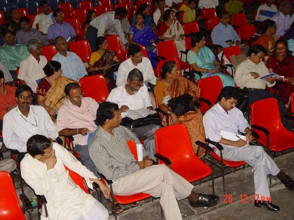 8th AGM of NBUAA in July,2009