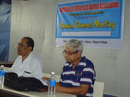 12th AGM on 2.10.13